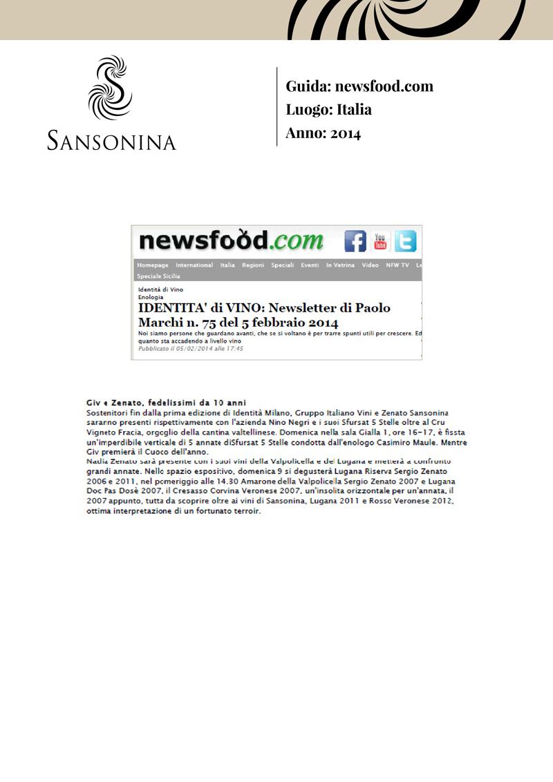 scheda_newsfood_2014